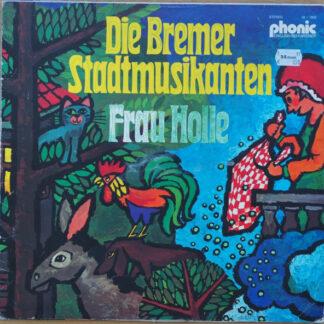 Eva Godai - Bremer Stadtmusikanten, Frau Holle (LP)