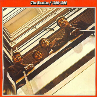 The Beatles - 1962-1966 (2xLP, Comp, RE)
