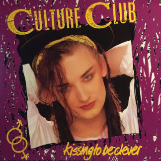 Culture Club - Kissing To Be Clever (LP, Album)