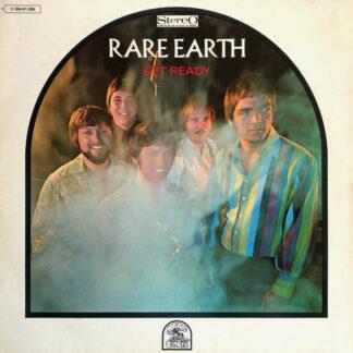Rare Earth - Get Ready (LP, Album)