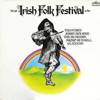 Various - The 2nd Irish Folk Festival On Tour (2xLP, RP)
