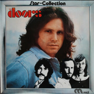 The Doors - Star-Collection (LP, Comp, RE)