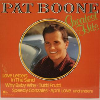 Pat Boone - Greatest Hits (LP, Comp, Club)