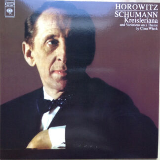 Horowitz*, Schumann* - Kreisleriana And Variations On A Theme By Clara Wieck (LP, RE, RM, 180)