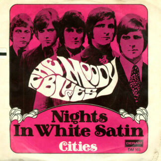 "The Moody Blues - Nights In White Satin (7"", Single)"