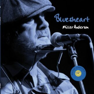 Miller Anderson - Bluesheart (LP, Album, Ltd, Num, RE, Blu)