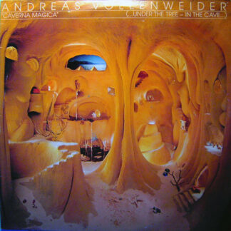 Andreas Vollenweider - Caverna Magica (...Under The Tree - In The Cave...) (LP, Album, Hal)