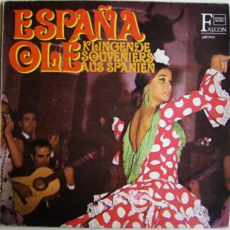 José Nieto* - España Ole Klingende Souveniers Aus Spanien (LP, Mono)