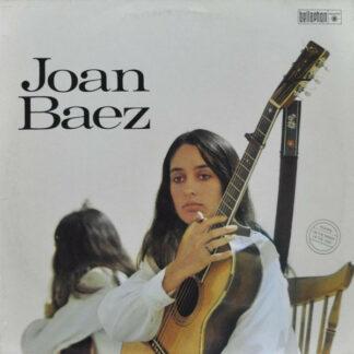 Joan Baez - Joan Baez (LP, Comp, RE)