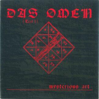 """Mysterious Art - Das Omen (Teil 1) (7"""", Single)"""