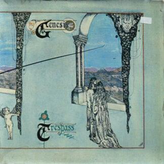 Genesis - Trespass (LP, Album, RE, Lam)