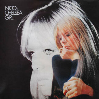 Nico (3) - Chelsea Girl (LP, Album, RE)
