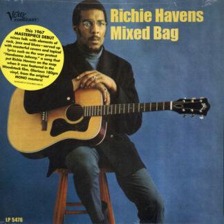 Richie Havens - Mixed Bag (LP, Album, Mono, RE, RM, 180)