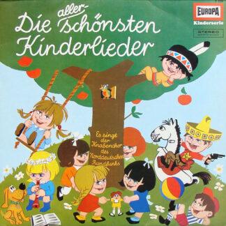 Der Knabenchor Des Norddeutschen Rundfunks - Die Allerschönsten Kinderlieder (LP, RP)
