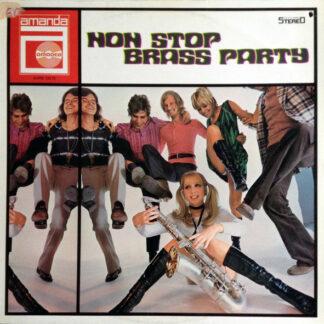 Pepe Santana's Orchestra - Non Stop Brass Party (LP)
