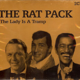 The Rat Pack - The Lady Is A Tramp (2xCD, Comp + Box)