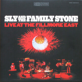 Sly And The Family Stone* - Live At The Fillmore East (LP, Red + LP, Gre + Ltd, - 2)