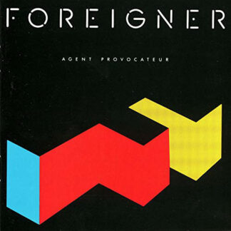 Foreigner - Agent Provocateur (LP, Album, Emb)