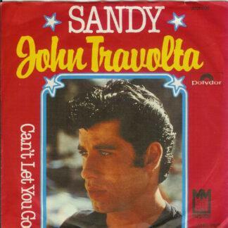 "John Travolta - Sandy (7"", Single)"