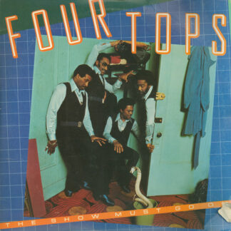 Four Tops - The Show Must Go On (LP, Album, Ter)