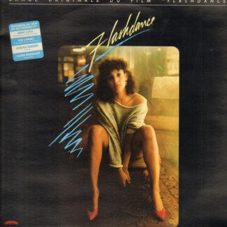 Various - Flashdance (Bande Originale Du Film) (LP, Album)