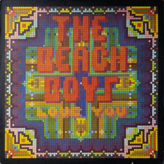 The Beach Boys - Love You (LP, Album, Ter)
