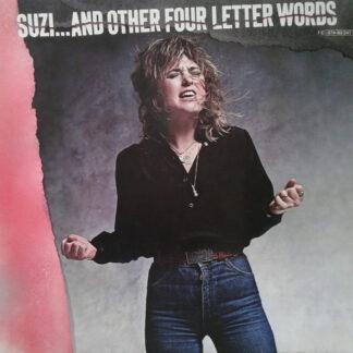 Suzi Quatro - Suzi... And Other Four Letter Words (LP, Album)