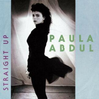 "Paula Abdul - Straight Up (7"", Single)"