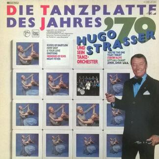 Hugo Strasser Und Sein Tanzorchester - Die Tanzplatte Des Jahres '79 (LP)