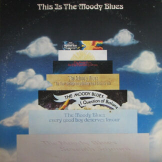 The Moody Blues - This Is The Moody Blues (2xLP, Comp, Aud)