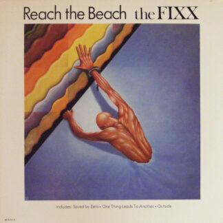 The Fixx - Reach The Beach (LP, Album, Pin)