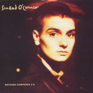 """Sinéad O'Connor - Nothing Compares 2 U (12"""", Maxi)"""