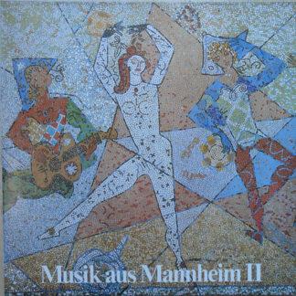 Various - Musik Aus Mannheim II (2xLP, Comp, Mono, Gat)