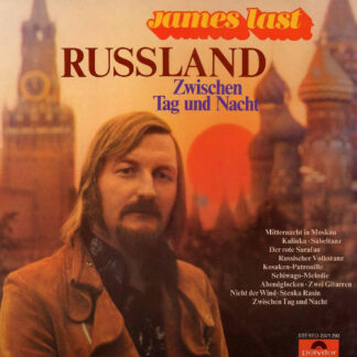 James Last - Russland Zwischen Tag Und Nacht (LP, Album, RE)