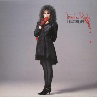 Jennifer Rush - Heart Over Mind (LP, Album)
