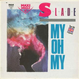 "Slade - My Oh My (12"", Maxi)"
