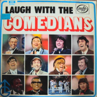 Various - Laugh With The Comedians (LP)