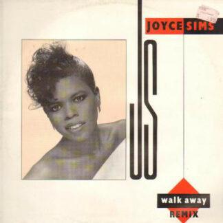 Joyce Sims - Walk Away (12