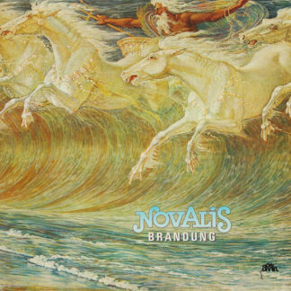 Novalis (3) - Brandung (LP, Album)