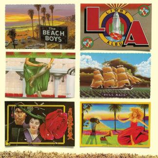 The Beach Boys - L.A. (Light Album) (LP, Album, RE)