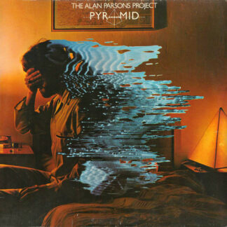 The Alan Parsons Project - Pyramid (LP, Album)