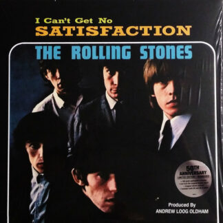 """The Rolling Stones - I Can't Get No Satisfaction (12"""", Single, Mono, Ltd, Num, RE, 180)"""