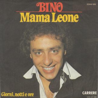 """Bino - Mama Leone (7"""", Single)"""