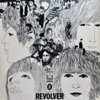 The Beatles - Revolver (LP, Album, NOT)