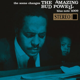 The Amazing Bud Powell* - The Scene Changes, Vol. 5 (LP, Album, RE, RM)