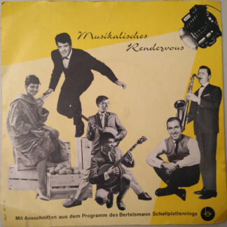"Unknown Artist - Musikalisches Rendezvous (7"", Mono, Promo)"