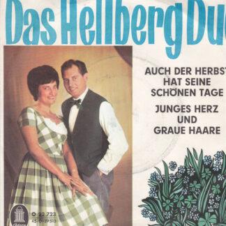 Das Hellberg Duo* - Auch Der Herbst Hat Seine Schönen Tage / Junges Herz Und Graue Haare (7