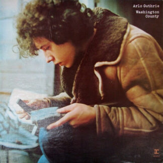 Arlo Guthrie - Washington County (LP, Album, San)