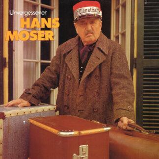 Hans Moser - Unvergessener Hans Moser (LP, Comp, Club)