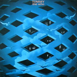 The Who - Tommy (2xLP, Album, RE, Tri)